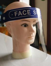 Pantalla protectora facial PET