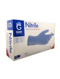 Guantes de nitrilo [100u]