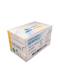 Sutura no absorbible nylon