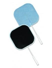 Electrodo adhesivo cuadrado...
