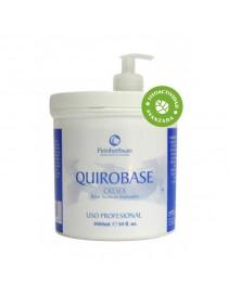 Crema de masaje Quirobase...