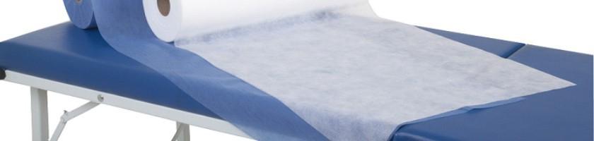 Protección camas y camillas