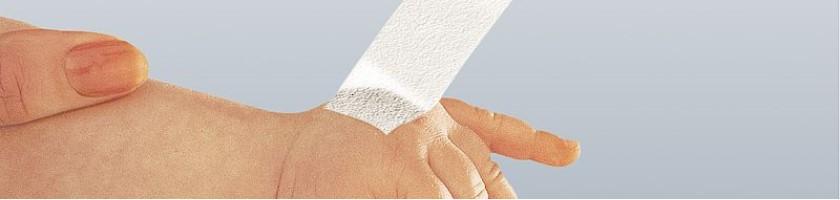 Esparadrapo de papel
