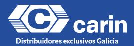 Distribuidores oficiales CARIN en Galicia