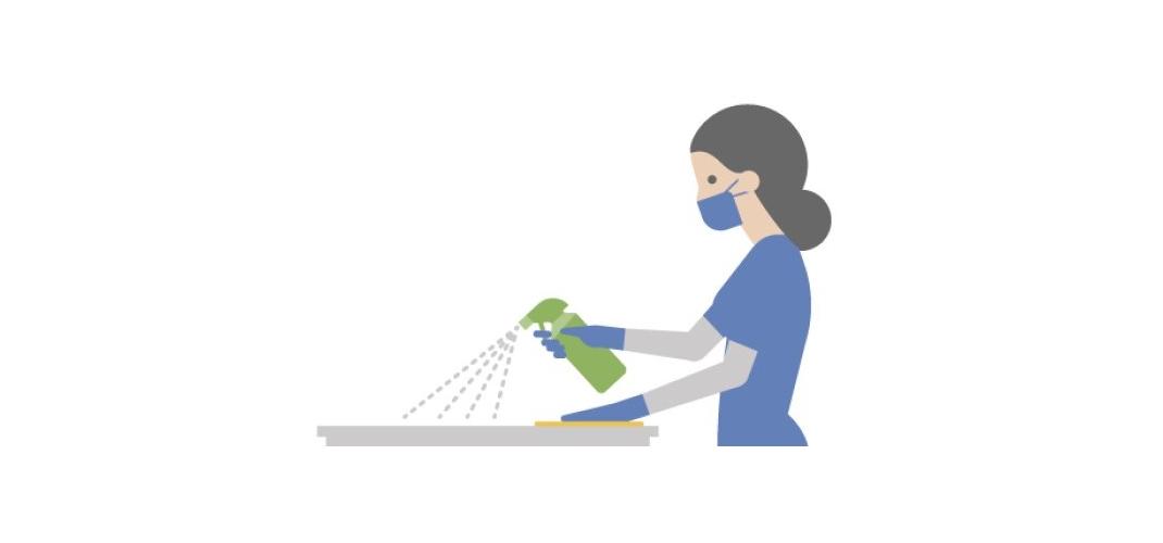 ¿Cómo elegir el mejor desinfectante frente al Covid?